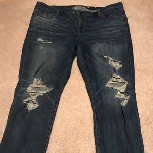 American Eagle Super Stretch Skinny Jean